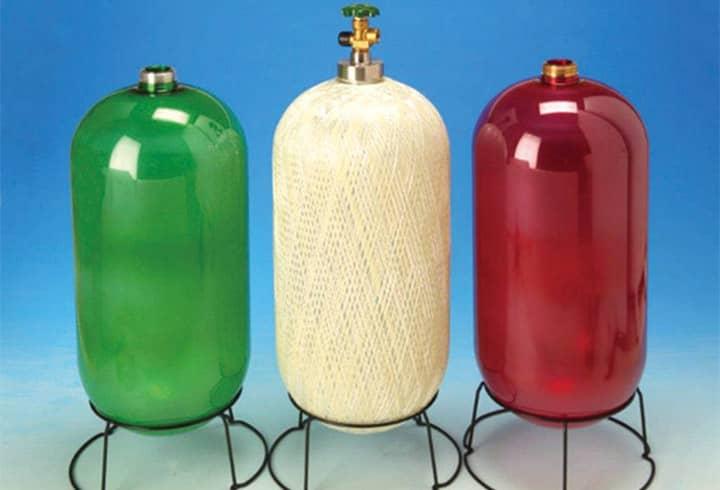 40L大型耐圧PEN容器